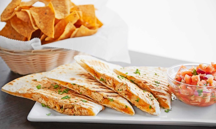 Casa Blanca Mexican Restaurant- 3 Locations - Multiple Locations: $13 for $20 Worth of Mexican Cuisine at Casa Blanca Mexican Restaurant. Three Locations.