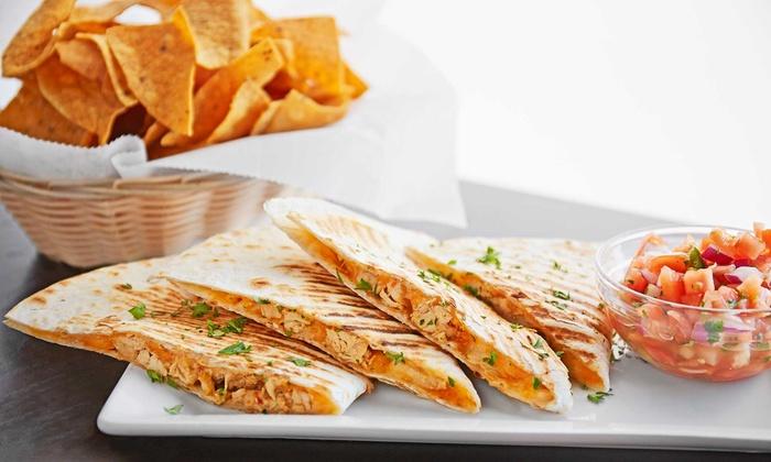 Al Horno Lean Mexican Kitchen - Multiple Locations: Mexican Cuisine at Al Horno Lean Mexican Kitchen (40% Off)