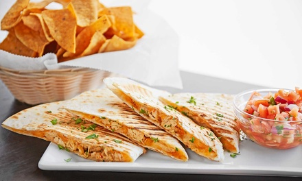 $13 for $20 Worth of Mexican Cuisine at Casa Blanca Mexican Restaurant. Three Locations.