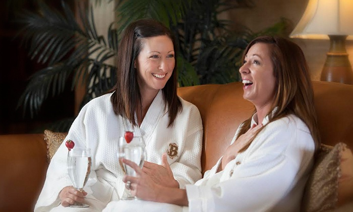 AmBience Day Spa - AmBience Day Spa at Barona Resort & Casino: Back, Neck, and Shoulder Massage, or Swedish Couples Massage at AmBience Day Spa (Up to 35% Off)