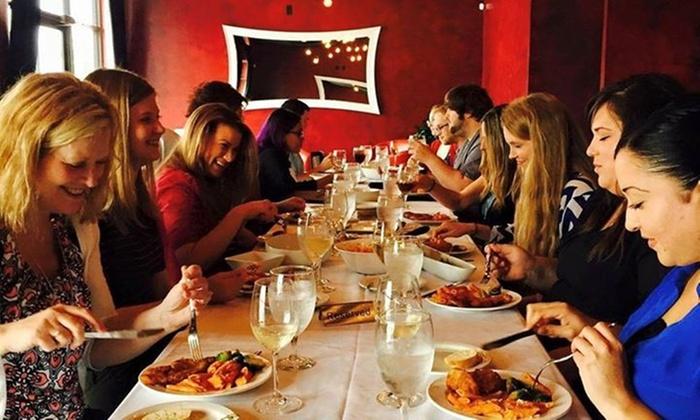 Gianni Bacci's - Gianni Bacci's: Up to 55% Off Italian Food  at Gianni Bacci's