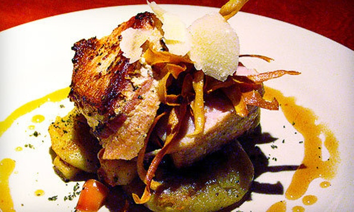 Mona's Bistro & Lounge - Seattle: Bistro Fare at Mona's Bistro & Lounge (Up to 60% Off). Two Options Available.