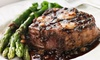 Amber Oaks Restaurant - Sheffield Lake: Contemporary American Cuisine at Amber Oaks Restaurant (50% Off). Two Options Available.
