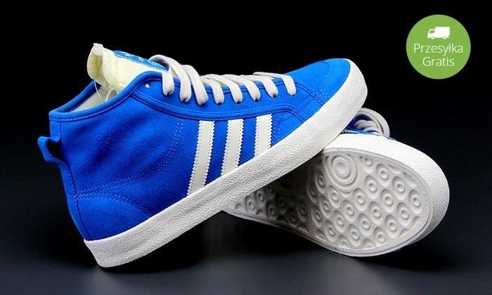 best website d21f3 72d8e Trampki damskie Adidas Honey Mid