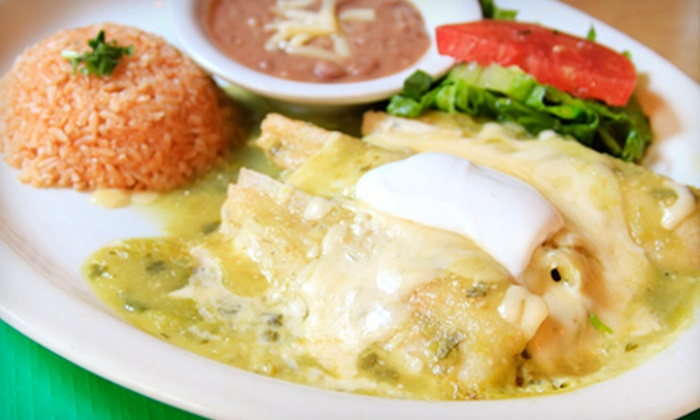 Cesar's Restaurant - Chicago: Mexican Food and Margaritas at Cesar's Restaurant (Half Off). Two Options Available.