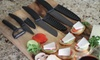 Seven-Piece Ceramic Knife Set