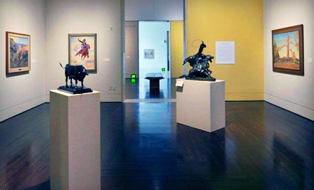 The Blanton Museum of Art  - The Blanton Museum of Art in Austin