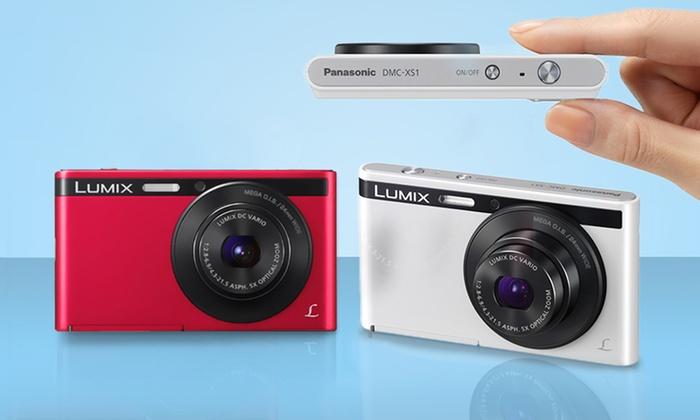 Panasonic Lumix XS1 16.1 MP Compact Digital Camera with 8x Intelligent Zoom: Panasonic Lumix DMC-XS1 16.1MP Compact Digital Camera. Multiple Colors.