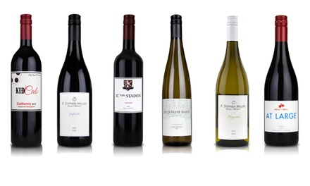 VIP Tasting and Tour with Take-Home Wine for Two or Four at NakedWines.com (Up to 75% Off)