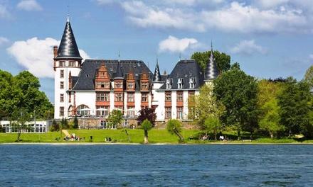 Müritzsee: 2 bis 3 Nächte für Zwei inkl. Wein, Schlossführung, Spa und opt. Dinner im 4* Schlosshotel Klink
