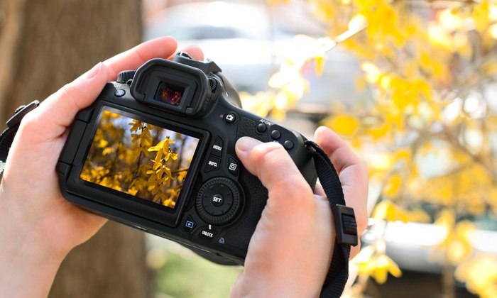 iWink Studios - Jamboree Promenade Shopping Center: One or Two Basic Digital-Photography Classes at iWink Studios (Up to 75% Off)