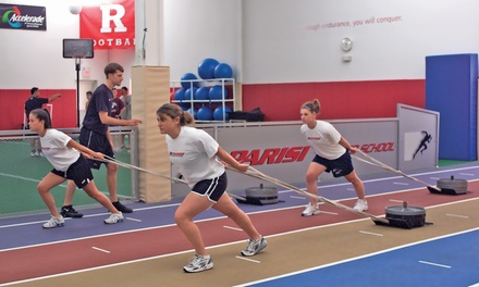 Three Sports Performance Sessions, or One Assessment and Two Sessions at Parisi Speed School (Up to 79% Off)