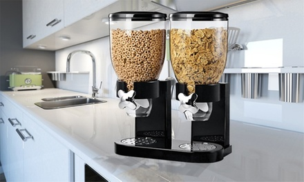 3.5Litre Single Or Double Table Cereal Dispenser