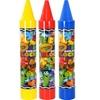 Crayola Kids@Work Building Blocks in Giant Crayon Tubes