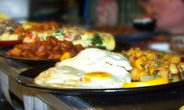 Square Café - Regent Square: $10 for $20 Worth of Breakfast or Lunch Valid Any Day or Monday–Friday at Square Café