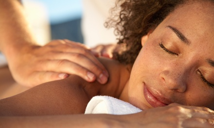 $69 for an 80-Minute Deluxe Massage Package with Lyn Sinclair, LMT, MA63331 ($165 Value)