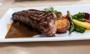 JoDean's Steakhouse and Lounge: $12 for $20 Worth of Steak and Seafood for Two at JoDean's Steakhouse and Lounge