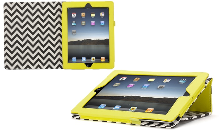 Griffin Zig Zag Folio Case for iPad 2/3/4: Griffin Zig Zag Folio Case for iPad 2/3/4. Free Shipping and Returns.