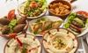 """La Table d'Aladin - Metz: Menu """"Végétarien"""", """"Mezzé"""" ou """"Aladin"""" pour 2 personnes dès 29,90 € au restaurant La Table d'Aladin"""