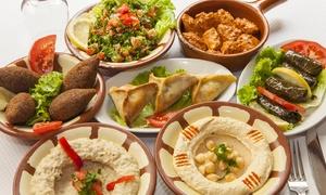 """La Table d'Aladin: Menu """"Végétarien"""", """"Mezzé"""" ou """"Aladin"""" pour 2 personnes dès 29,90 € au restaurant La Table d'Aladin"""
