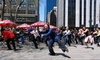 CK Chu Tai Chi - Theater District - Times Square: 10 Eternal Spring Chi Kung Classes at CK Chu Tai Chi (Up to 76% Off)