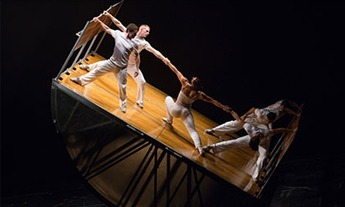 Diavolo Dance Theater - Multiple Locations: Diavolo Dance Theater at Lila Cockrell Theatre on Saturday, October 5, at 7:30 p.m. (Up to Half Off)