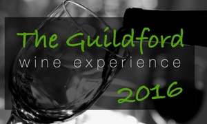 Drinks Festival: Guildford Wine Experience: Entry for One or Two with Drink Token (Up to 27% Off)