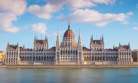 ✈ Budapest: 2 or 3 Nights at a Choice of Hotels with Flights and Option for Tour*