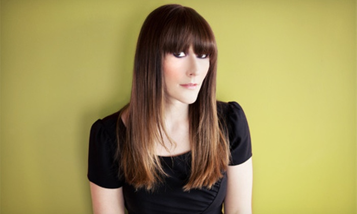 Melanie Taylor at Changes - Swannanoa: Haircut and Style with Optional Keratin Conditioning Treatment or Color from Melanie Taylor at Changes (Up to 55% Off)