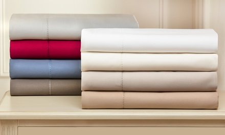 Clearance: Wexley Home 1200TC Egyptian Cotton-Rich Sheet Sets