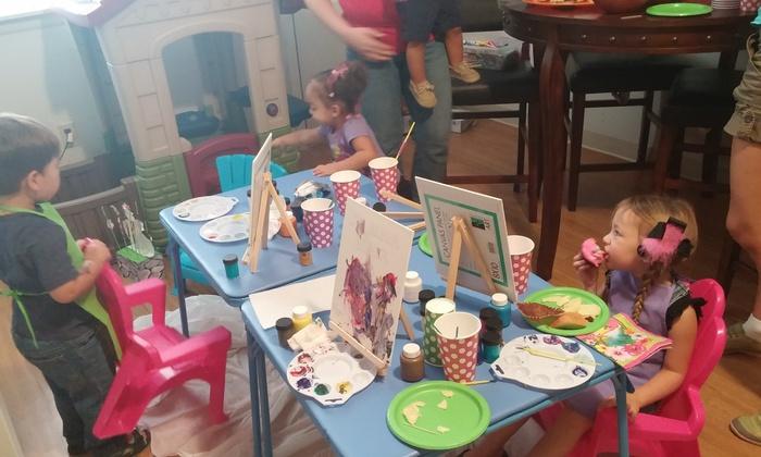 Big World Little Girl Art - Fort Polk North: $80 for $150 Groupon — Bigworldlittlegirlart