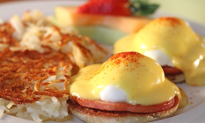 Pancake Cafe - Multiple Locations: $15 for $30 Worth of American Breakfast and Diner Food at Pancake Cafe
