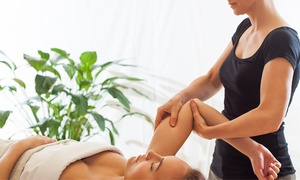 Dreamclinic Massage: 60- or 90-Minute Deep Tissue Massage with Optional Vibroacoustic Session at Dreamclinic Massage (Up to 44% Off)