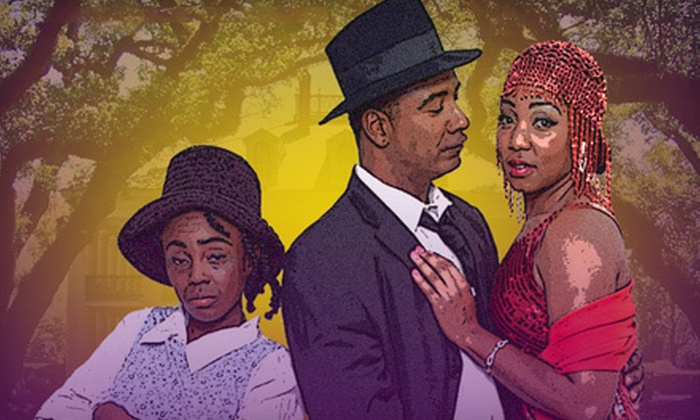 """""""The Color Purple"""" - Harold Washington Cultural Center: Performance of """"The Color Purple"""" for Two at Harold Washington Cultural Center on July 27, 28, or 29 (Half Off)"""