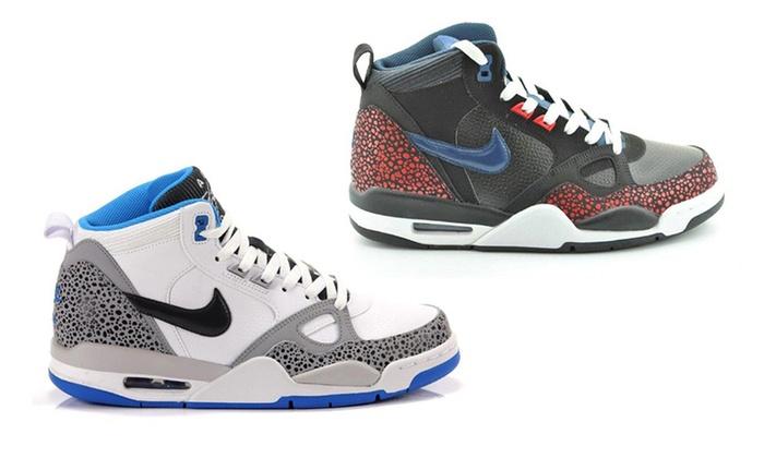 nouveau produit 4bd5b ab351 Baskets Nike Air Flight Homme   Groupon Shopping
