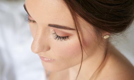 Full Set of Eyelash Extensions from Lavish Luxury Beauty Bar