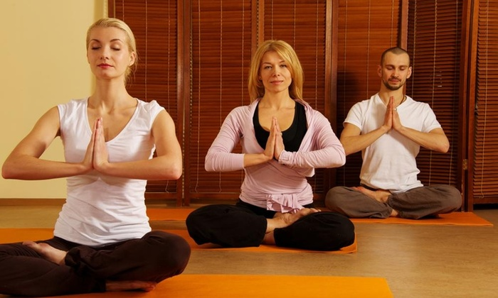 Yoga with Cassandra - Concord: Five 60-Minute Vinyasa Yoga Classes from Yoga with Cassandra (64% Off)