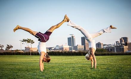 Three or Five Yoga Classes at Maya Yoga (Up to 67% Off)
