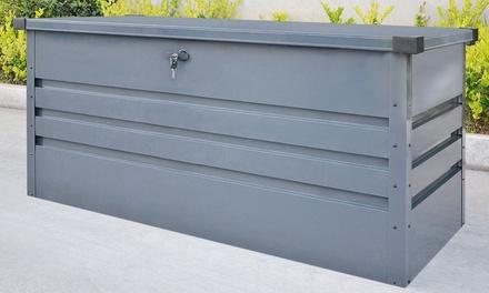 Home Deluxe wetterfeste Mega-Aufbewahrungsbox aus Metall mit 400 l oder 600 l Volumen  (Munchen)