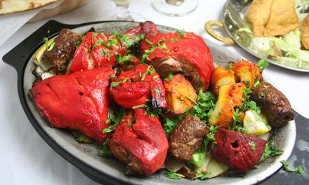 Indisch-sri-lankisches 5-Gänge Menü für 1, 2 oder 4 Personen im Restaurant Mostard ab 29,90 €