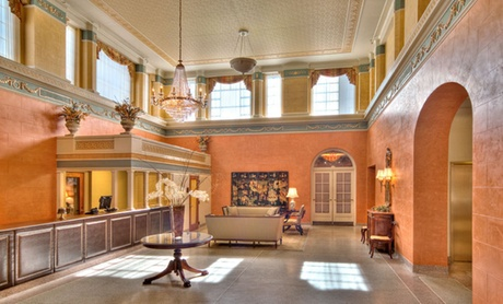 Grand, '20s-Style Hotel in Charming Indiana Town