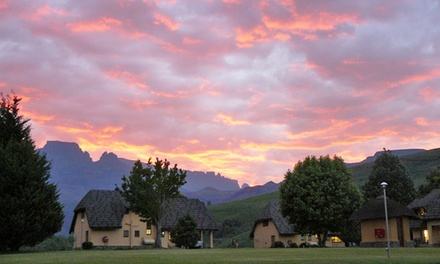 Drakensberg: Two or Three-Night Stay for Eight at Champagne Haven