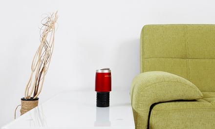 Ionizzatore e purificatore d'aria disponibile in 2 colori a 49,98 € (75% di sconto)