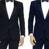 Braveman Slim-Fit Peak-Lapel Tuxedos (2-Piece)
