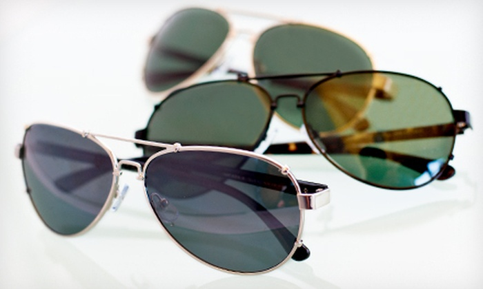 Polarized Sunglasses: $19 for a Pair of Peppers Performance Eyewear Sunglasses. Shipping Included ($39.95 Value). Seven Styles Available.