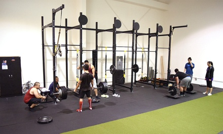 Up to 84% Off Strength-Class Package