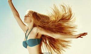 Salão da Beleza: Salão Da Beleza - Três Figueiras: Hidratação L'Oréal (opção com escova modeladora)