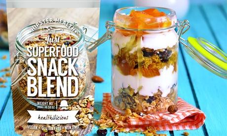Complemento alimenticio Super Food Snack Blend