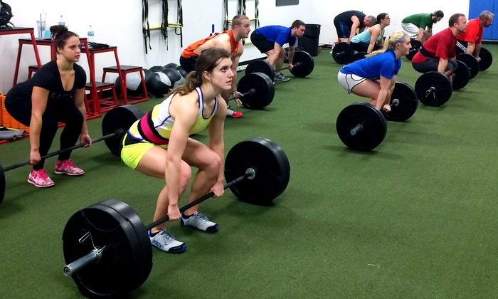 G.A.C. Fitness - Springboro: One or Two Months of CrossFit Classes at G.A.C. Fitness (Up to 75% Off)