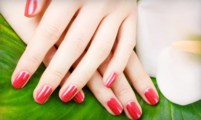 Beauty Secrets - Academy Acres North: One or Two Manicures at Beauty Secrets (Up to 58% Off)